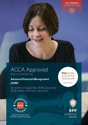 ACCA Advanced Financial Management: Practice and Revision Kit by BPP Learning Me