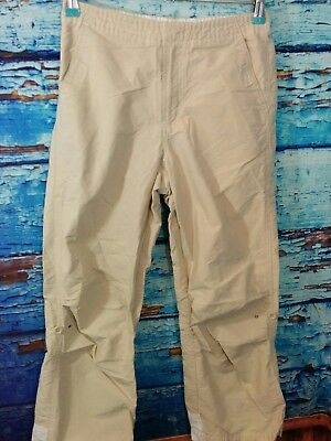 The Limited Womens Outdoor Cargo Capri Hiking Crop Pants Beige Size XS
