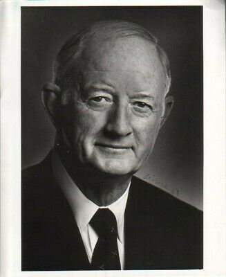 Red Blount Autographed 8x10 Photo United States Postmaster General D.02