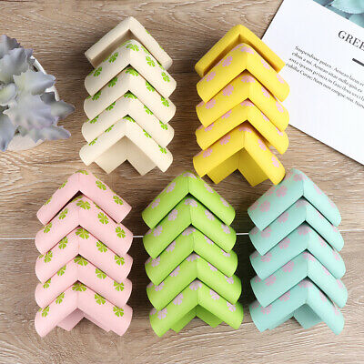 1Pc/4pcs Baby safety table desk edge corner cushion guard strip protector FT