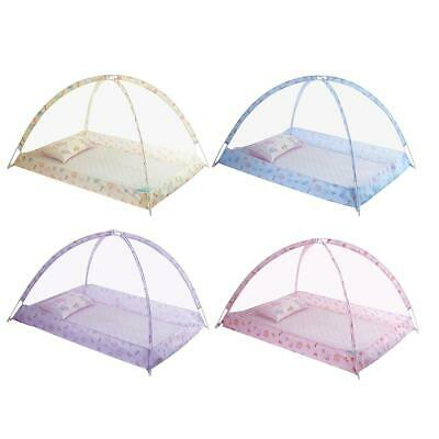 Kid Bedcover Dome Mosquito Net Nursery Baby Cot Bed Canopy  Anti-mosquito