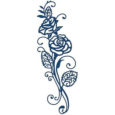 Tattered Lace Metal Die - Majestic Rose