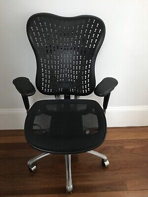 Herman Miller Style Office Chair with Arms