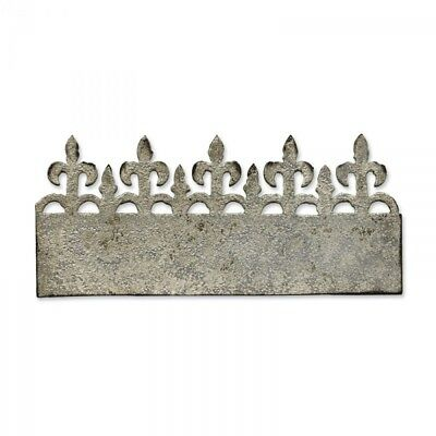 "Sizzix On The Edge Die By Tim Holtz 2.75""X6.625"" -  Iron Gate"