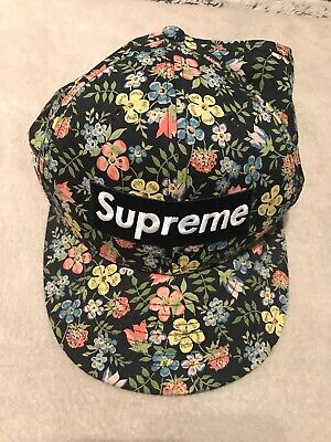 de7643987c9 SUPREME MONOGRAM BOX Logo New Era Cap Colour Green - £80.00 ...