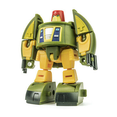 NewAge Toys Transformers Mini Warrior Heroes 06 H6 Reconnaissance Max In Stock