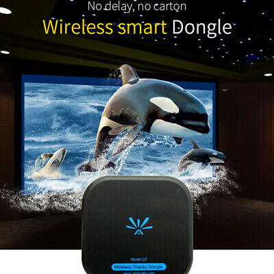5Ghz WiFi HDMI Miracast Airplay TV 1080P Wireless Display DLNA Dongle Adapter