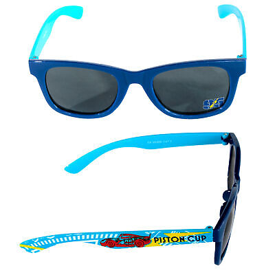 Children's Character Sunglasses UV protection for Holiday - Disney Cars Blue