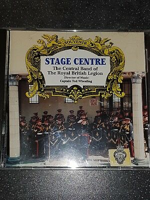 Stage Centre -  CD MOVG The Cheap Fast Free Post The Cheap Fast Free Post