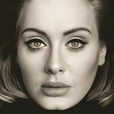 25 by Adele (CD, Nov-2015, XL)