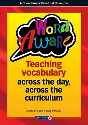 Word Aware by Branagan, Parsons  New 9780863889554 Fast Free Shipping..