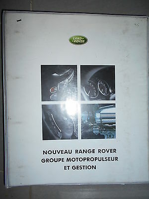 Land Rover FREELANDER 2001 : Document technique présentation