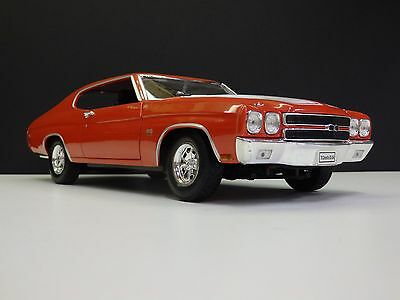 Welly 1970 454 Chevy Chevelle Ss****1/18 Scale