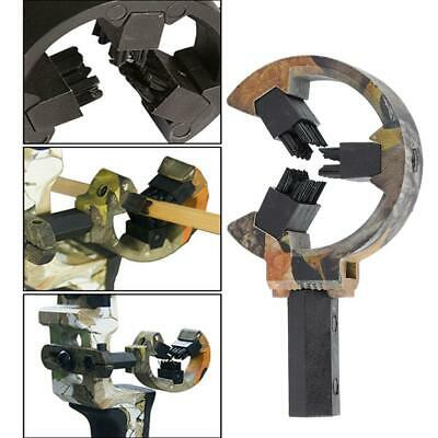 Universal Camouflage Brush Arrow Rest For Compound Bow Recurve Bow Archery TP812