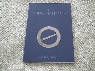masonic books the lodge mentor essential for new officers