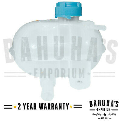 Coolant Header Expansion Tank And Cap Fiat 500C, 500 2007-On 51956876