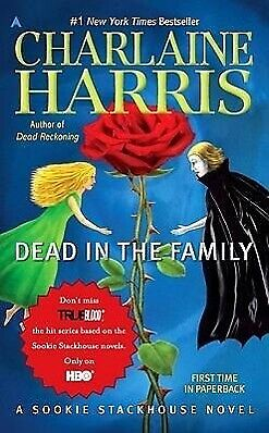 Dead in the Family - Charlaine Harris - 9780441020157
