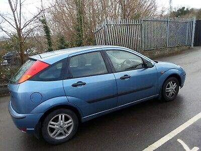 Ford Focus mk 1 spares or repair relisted due to time waster.