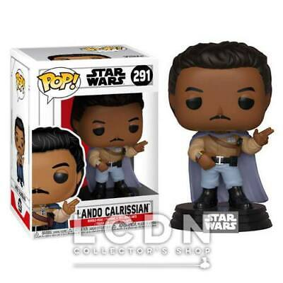 Star Wars POP! Movies General Lando Calrissian Vinyl Figure 10cm n°291 FUNKO