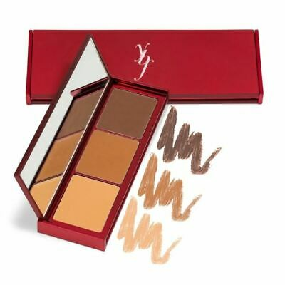 YBF Brighten, Hide & Sculpt Concealer Trio