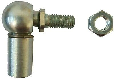 Universal Joint for Gas Pressure Dampers Footboard Stacker Atlet TL / Ts Nr