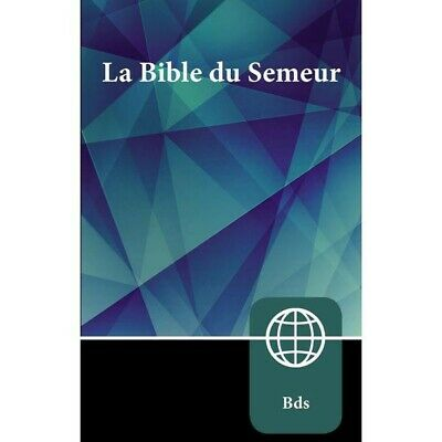 Livre Neuf - Holy Bible: Semeur, French Bible - La Sainte Bible Version Semeur