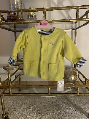 Marks And Spencer Baby Jacket 3-6 Girls Boys