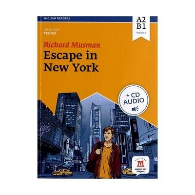 Livre Neuf - Escape in New York : Niveau A2-B1