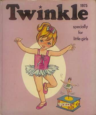 Twinkle Specially for Little Girls 1975 (Annual), Acceptable Condition Book, , I