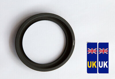 77mm Wide Angle Metal Adapter Ring for 100mm Lee Filters U.K.
