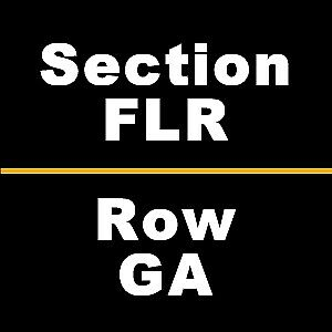 1-3 Tickets The 1975 Red Rocks Amphitheatre Morrison CO Tuesday April 30, 2019