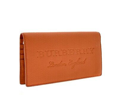 Burberry Hastings Bifold Wallet New
