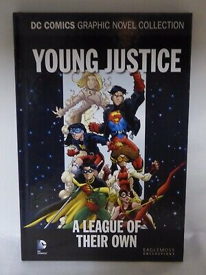 DC Comics Graphic Novel Collection - Eaglemoss Collection 💥 YOUNGEST DAY