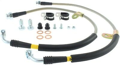 StopTech 950.65003 Stainless Steel Braided Brake Hose Kit