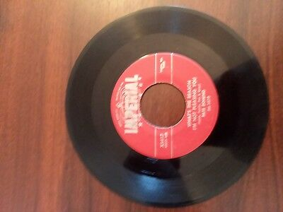 RARE (1957 EXC. CO Fats Domino Blue Monday & What's The Reason Imperial #X5417