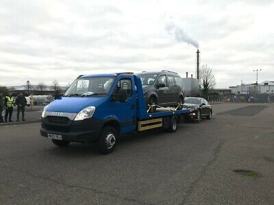 Iveco Daily 70C 17 Recovery Truck