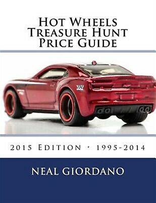 Hot Wheels Treasure Hunt Price Guide by Giordano, Neal -Paperback
