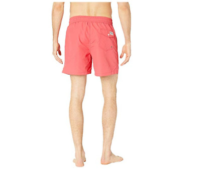 944658e7e7 POLO RALPH LAUREN Gingham Plaid Traveler Swim Wear Trunks Shorts $69 ...