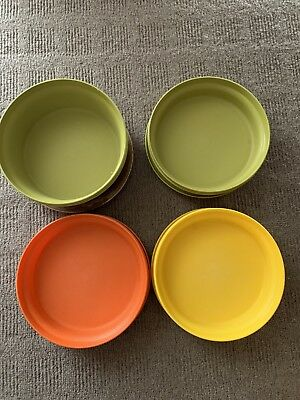 Bulk Lot Of Vintage Tupperware Containers - assorted