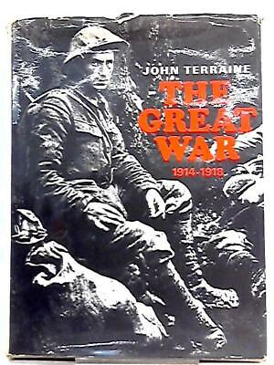 The Great War 1914-1918. A Pictorial History (John Terraine - 1965) (ID:11473)