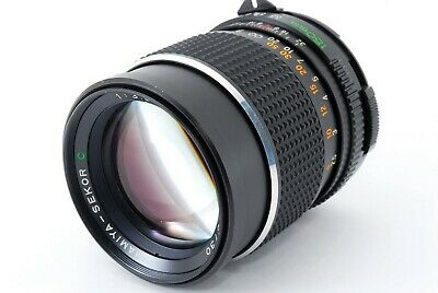 [AS-IS/Appearance MINT!] Mamiya 645 Sekor C 150mm f/3.5 Lens from Japan #M1023