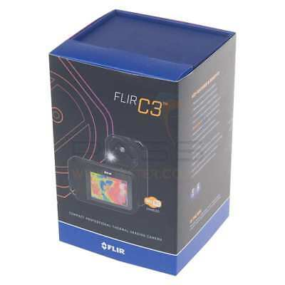 FLIR C3 Compact Thermal Imaging Inspection Camera with Wi-Fi (Black) 72003-0303