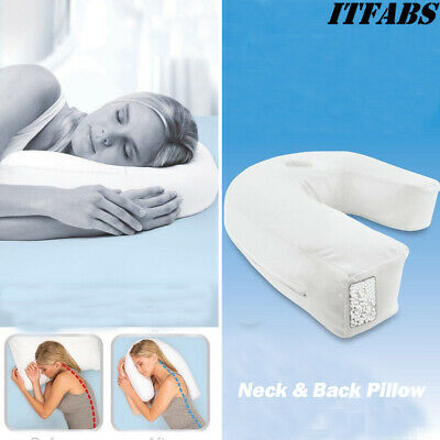 US Premium Memory Foam U Shaped Travel Pillow Air Bus Car Seat Head Neck Support
