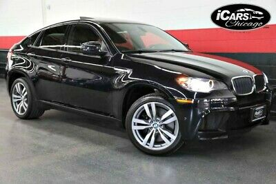 2011 BMW X6  2011 BMW X6 M 2-Owner HUD Comfort Access Cold Weather 57,786 Miles Serviced WoW