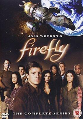 Firefly - The Complete Series [DVD] [2003], Good DVD, Nathan Fillion, Gina Torre