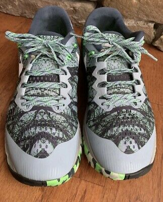76dca8116cb66 Nike Air Zoom Terra Kiger 4 Trail Running Shoe Forest Camo Mens 12 880563- 400