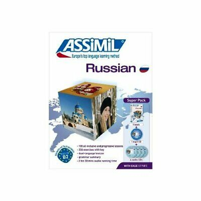 Superpack Russian (With Ease Series), Melnikova-Suchet, Grieve 9782700580266..