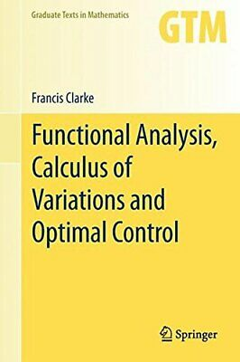 Functional Analysis, Calculus of Variations and, Clarke..