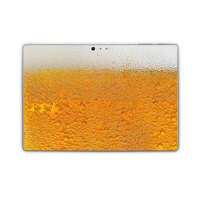 Beer Bubbles Printed Vinyl Skin Sticker Decal Wrap to fit Surface Pro Models