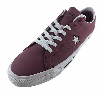 af15d537a1d15 CONVERSE ONE STAR 74 OX Core Wine Red 158474C Skate Shoe 11 -  29.99 ...